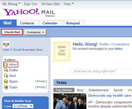 Using Yahoo Mail Services | How To Effectively Use the Yahoo Free E