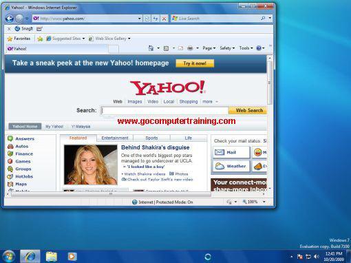 Windows 7 aero snap