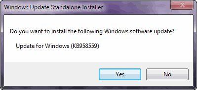 Windows virtual PC update